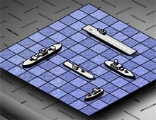 Флеш игра «Морской бой»