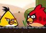 Играть ангри берс онлайн  Сердитая птица супер озадачивает