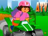 Игра даша путешественница играть бесплатно на мотоцикле с цветами
