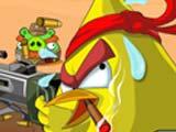 Ангри берс онлайн играть  Сердитые птицы убивают плохие батальоны смерти поросят