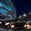 3D Speed Driver — крутой гонщик